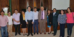 PRESENTACIÓN DE LIBRO SOBRE ECONOMÍA ECOLÓGICA SE REALIZÓ EN LA UNIVERSIDAD ESTATAL AMAZÓNICA