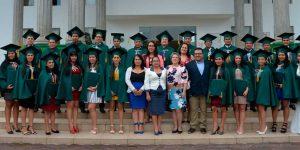 UEA graduó a más de 140 profesionales en cuatro carreras de las siete que oferta
