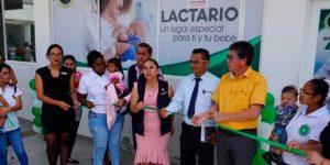 SALA DE LACTANTICA MATERNA SE IMPLEMENTÓ EN LA UEA-SUCUMBÍOS