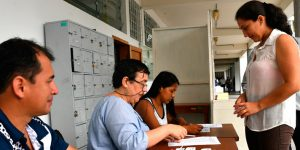ELECCIONES 2019 UNIVERSIDAD ESTATAL AMAZÓNICA