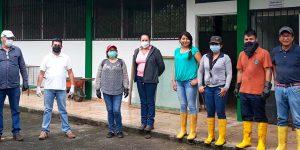 CIPCA: COMPROMETIDOS CON LA LABOR DEL CAMPO EN TIEMPOS DE COVID