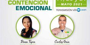 DIRECCIÓN DE BIENESTAR ESTUDIANTIL ORGANIZA TALLER DE CONTENCIÓN EMOCIONAL